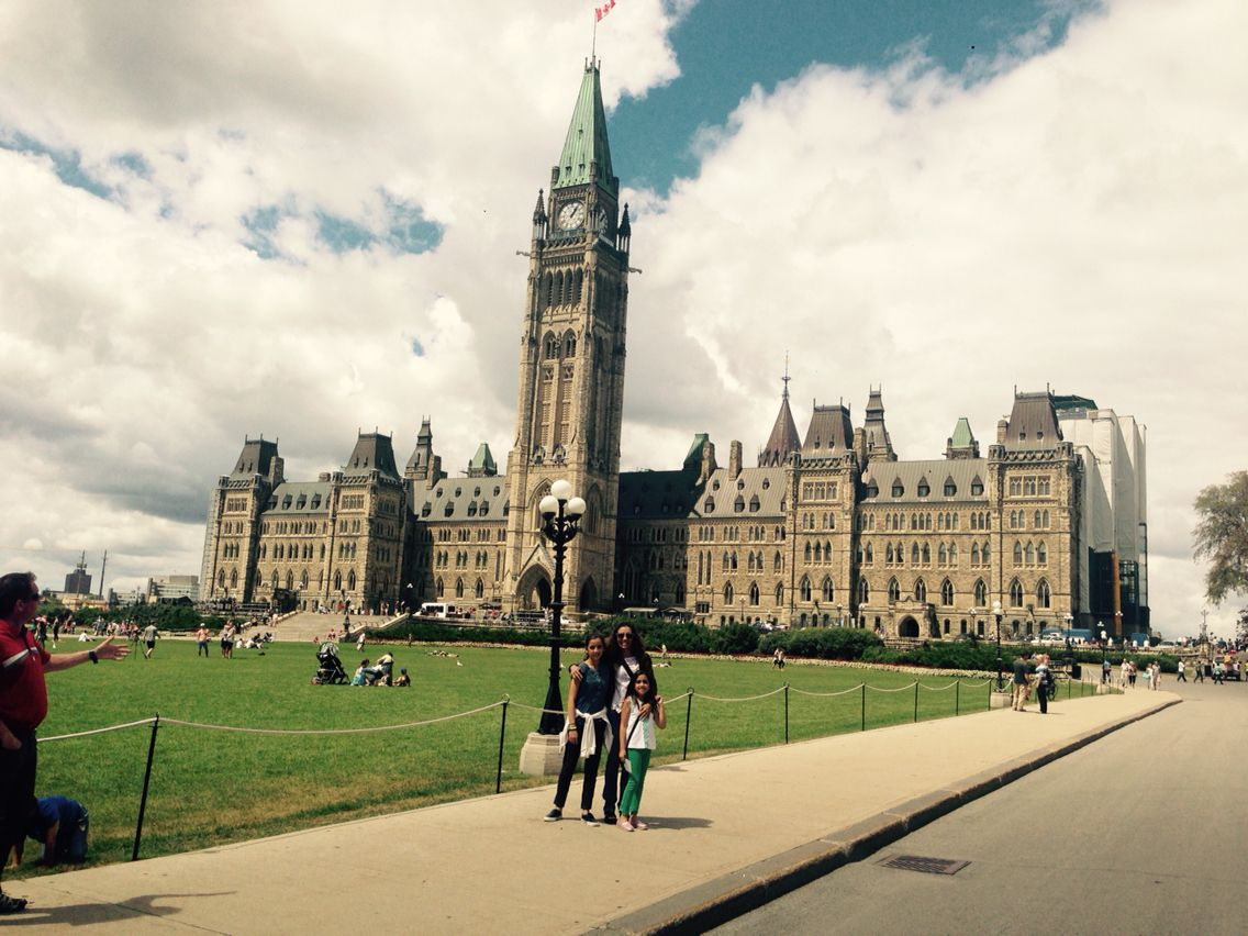 Ottawa 2015 parlamento