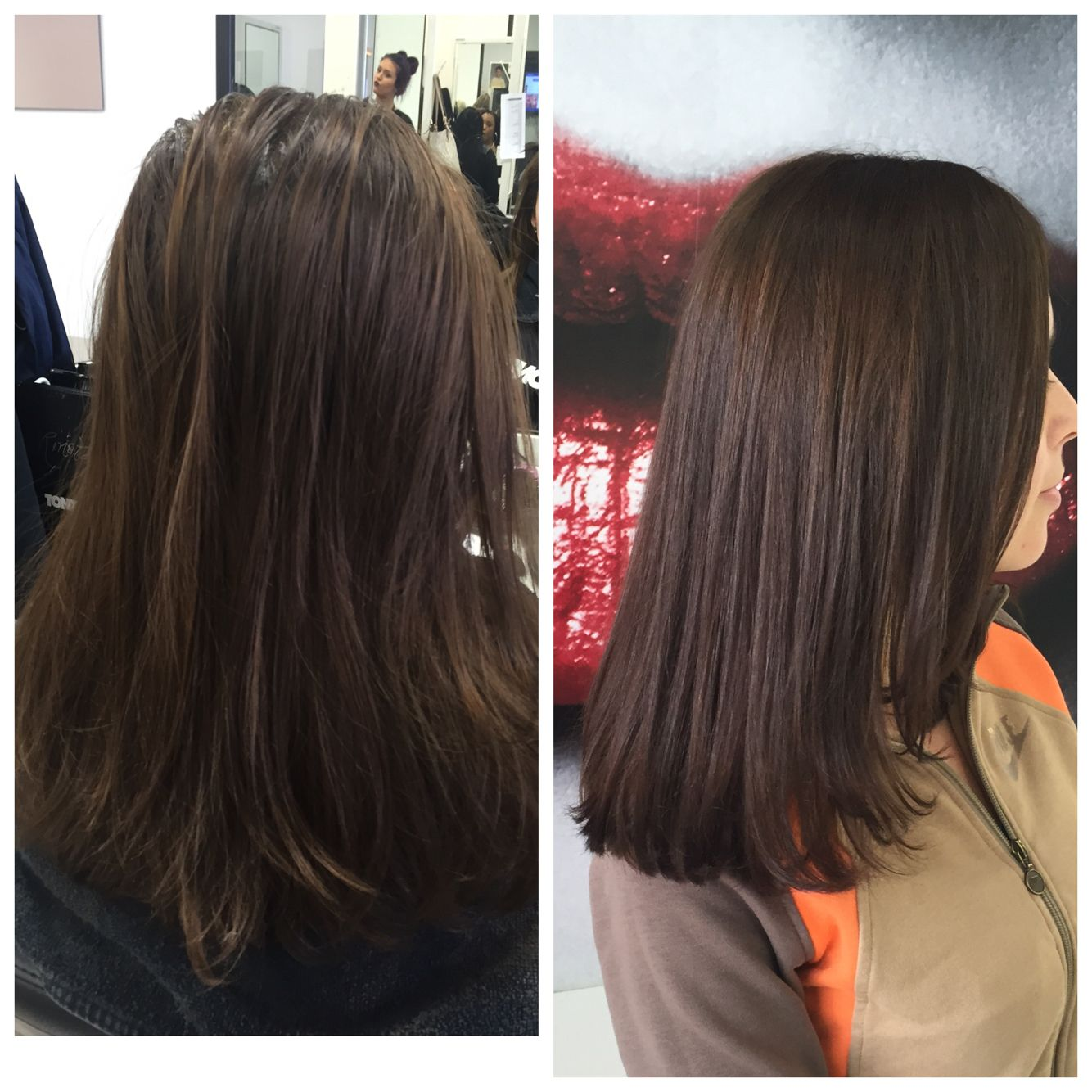 Schwarzkopf Color 7 4 Hair Color Hair Styles Long Hair Styles