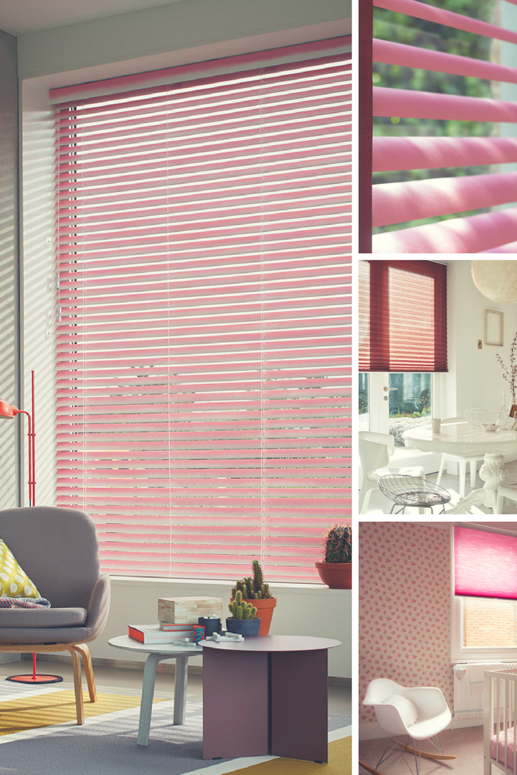 Weuve heard the interiors editors all talking about pink as an uon