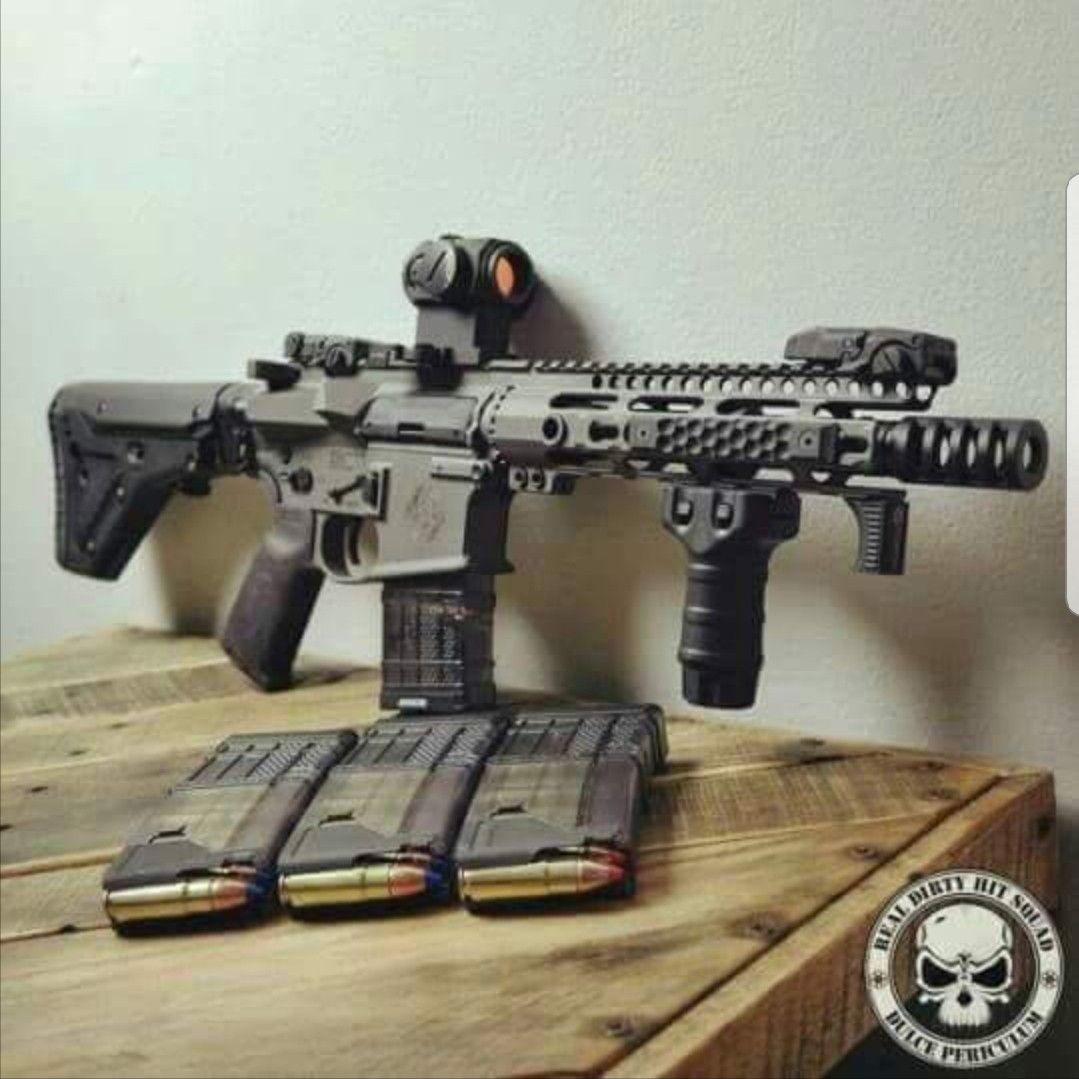 Pin en db arpistol 556223 9mm