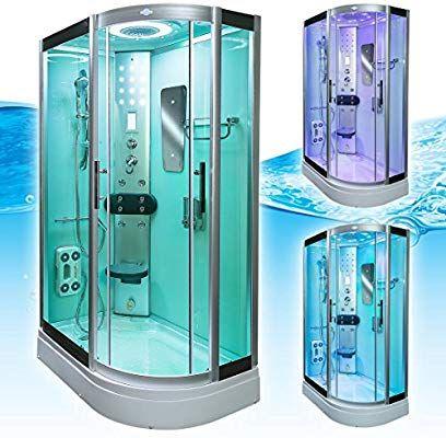 AcquaVapore DTP80607000R Dusche Duschtempel Komplett