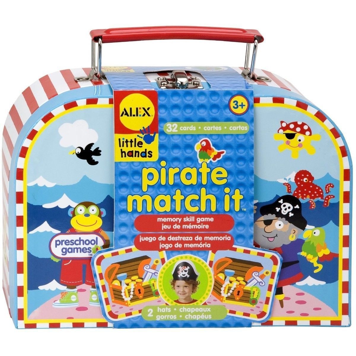Pirate Matching Game S Eenanttoysonline