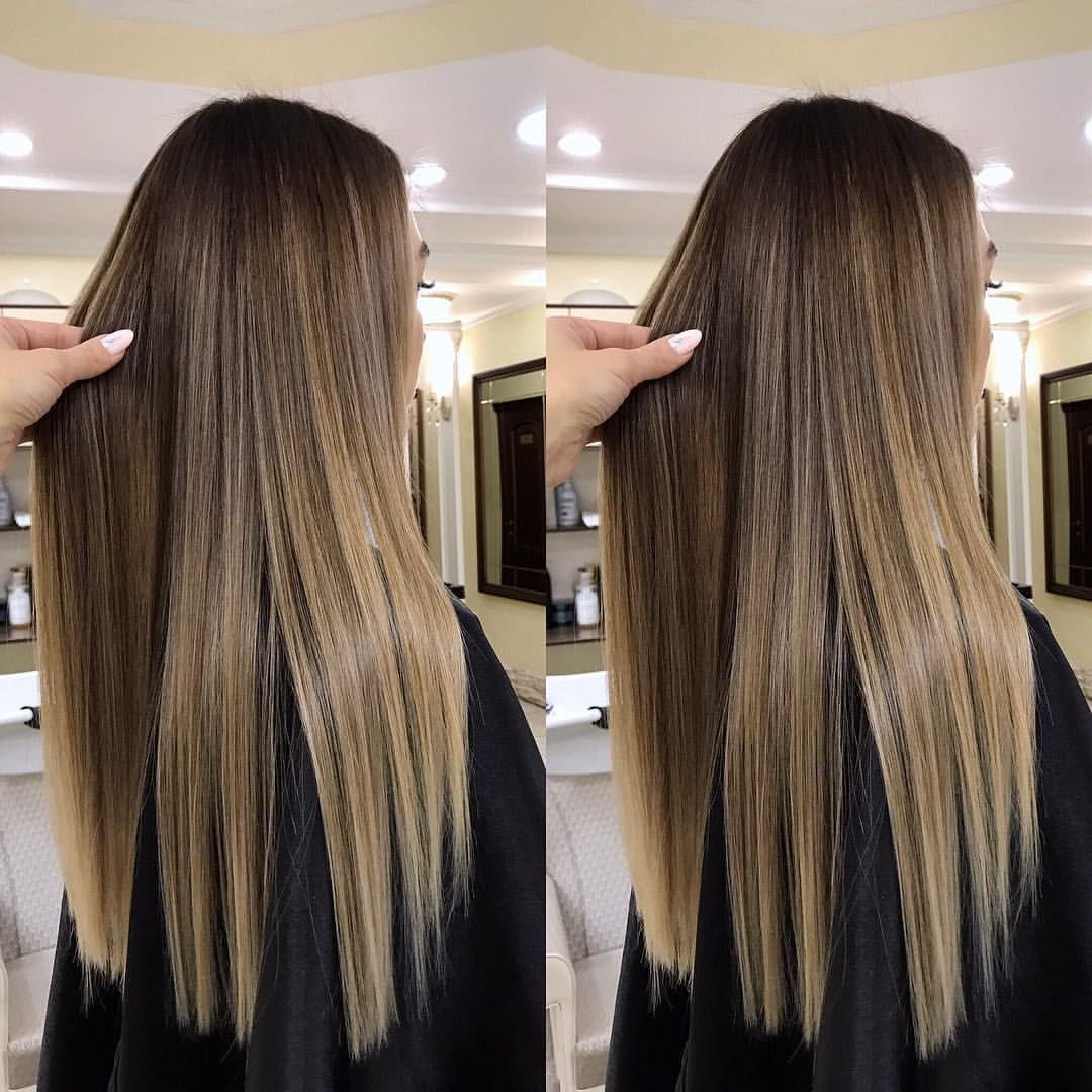 "1,141 Likes, 11 Comments - Оксана Льода НОВОСИБИРСК (@oksana_lioda) on Instagram: ""❤️❤️❤️ . . . .#nsk #novosibirsk #hairstyle #longhair #hair #haircolor #naturalhair #ombre…"""