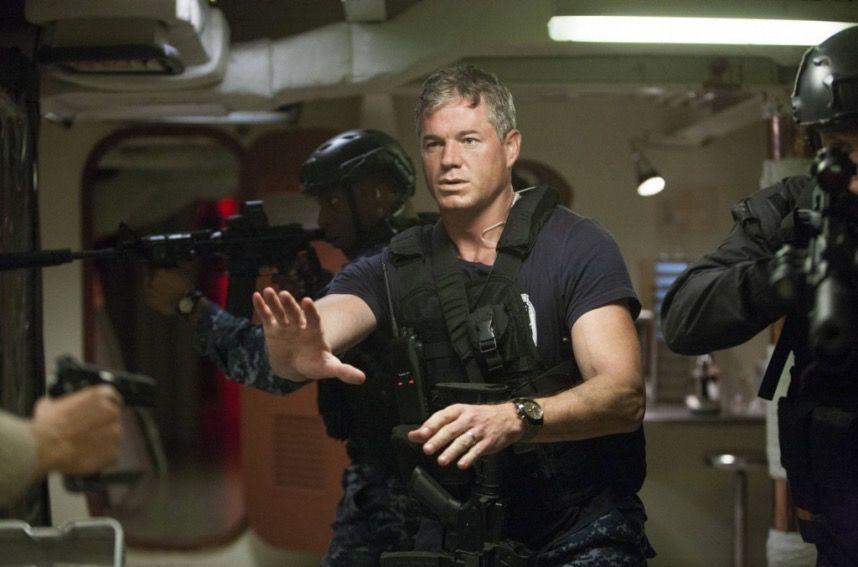 Don't shoot Chandler! #thelastship Eric Dane