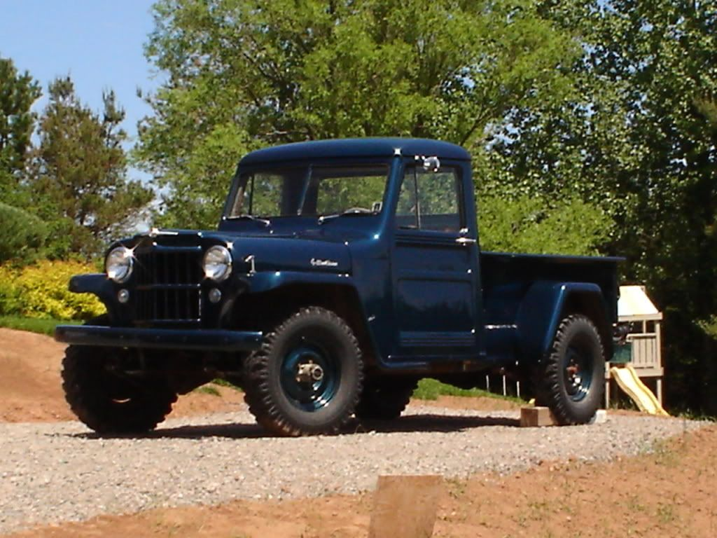Thoughts On Building A Trailer Out Of A Willys Truck Bed Jeep Pickup Willys Jeep Trucks