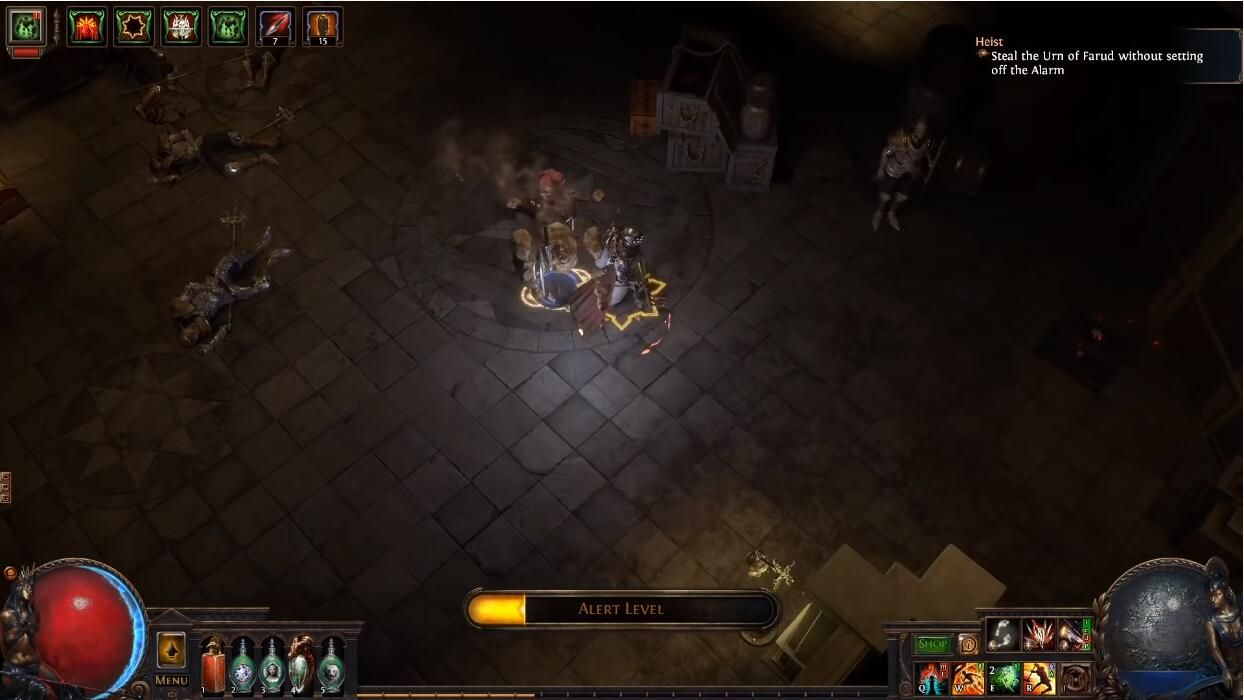 PoE currency exchange