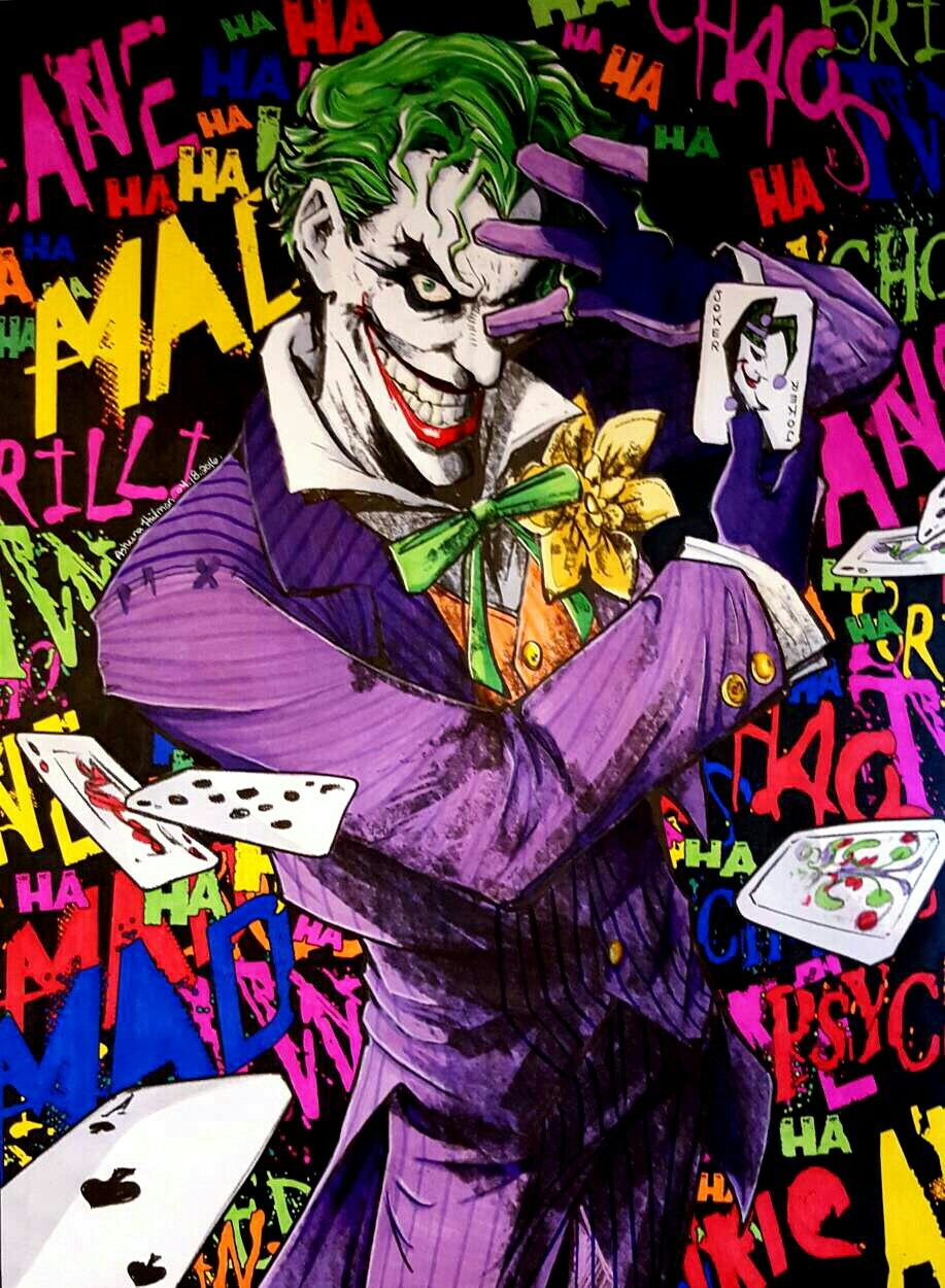 Epingle Par Aiden Djk Sur Batman Joker Dessin Dessin Batman Joker