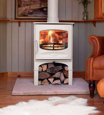 chauffage au bois les bons mod les po le acier et le choix. Black Bedroom Furniture Sets. Home Design Ideas