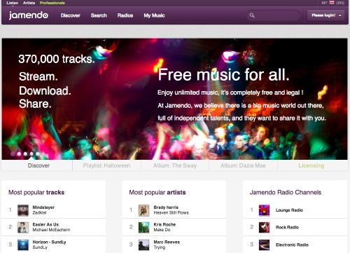 60 Websites To Download Creative Commons Music For Free Creative
