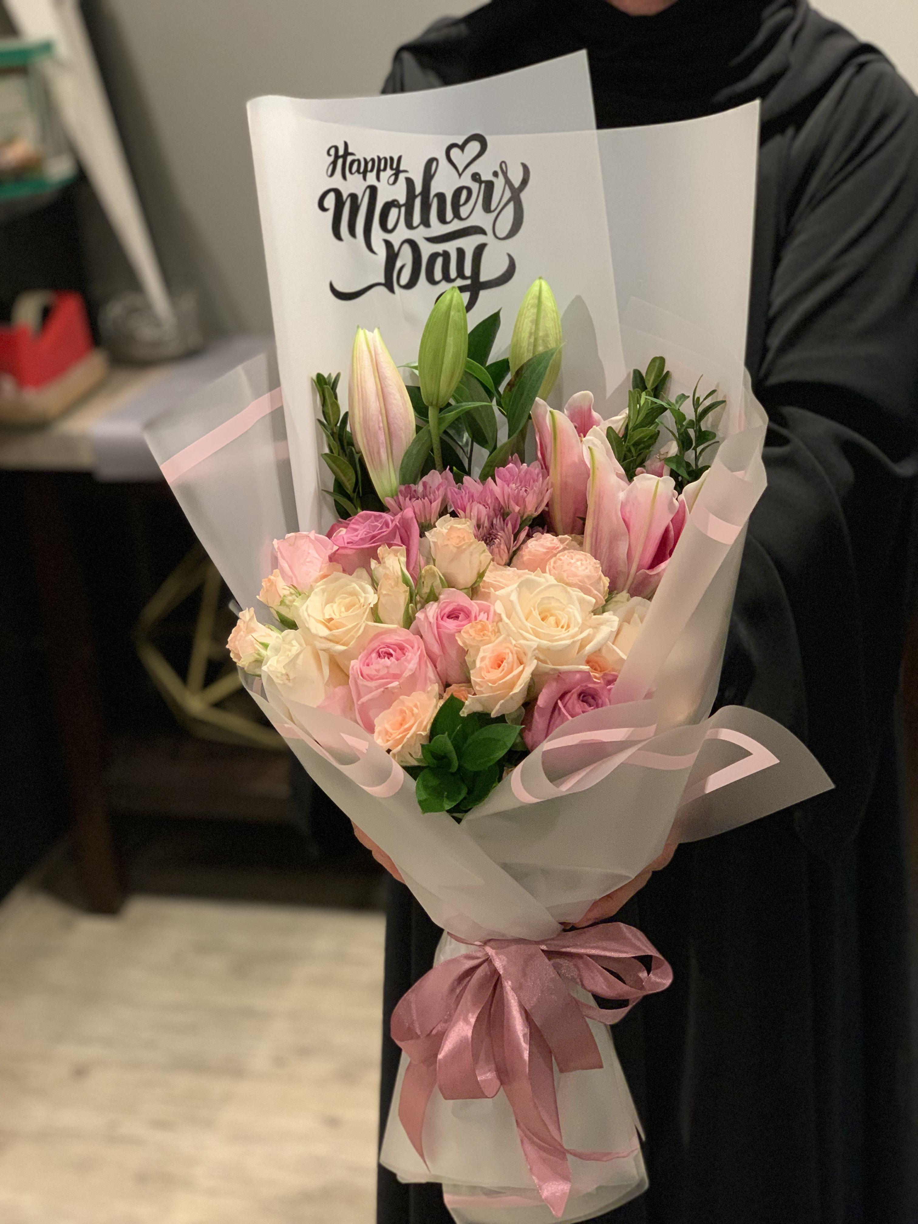 Pin By Fiori Bahrain On ورد Flowers Bouquet Bouquet Flowers