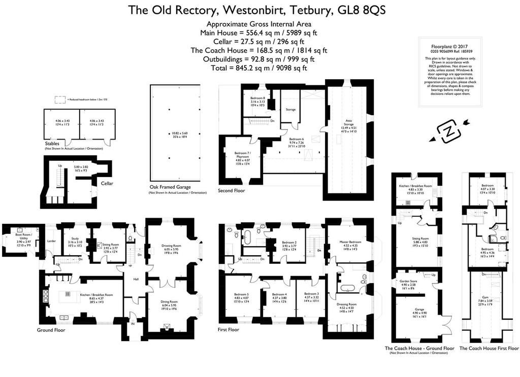 Westonbirt Tetbury 8 Bed Country House 2 450 000 Maine House Country House Floor Plans