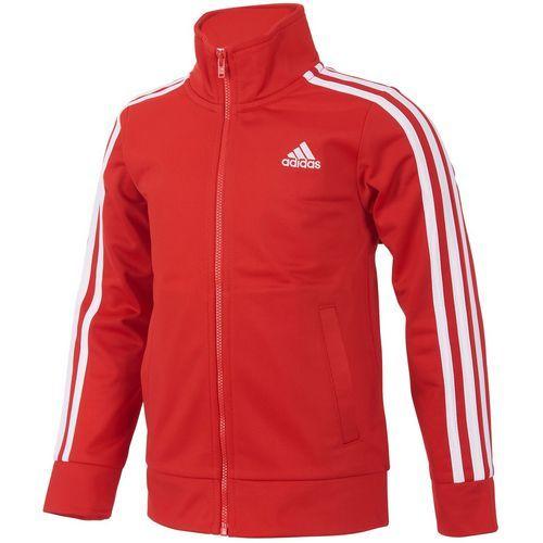 Adidas Boys' Iconic Tricot Track Jacket (Grey Dark, Size X