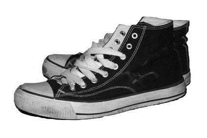 How To Tie Shoes Using The Bunny Hole Rhyme Amarre De Zapatos Zapatos Teñidos Atarse Los Zapatos
