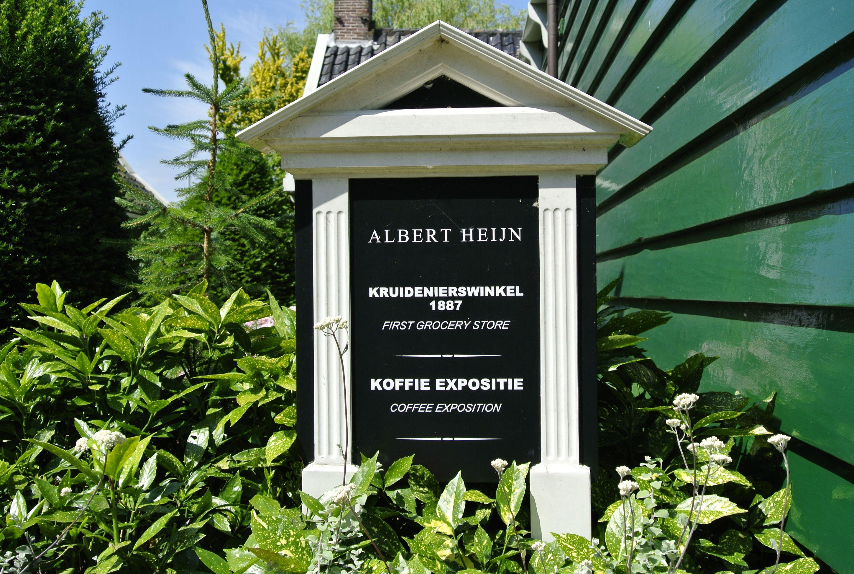 Old Albert Heijn, Zaanse Schans