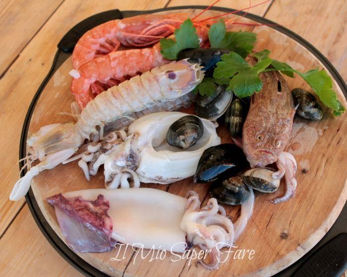 Zuppa Di Pesce Con Frutti Di Mare Ricetta Facile Secondi Di