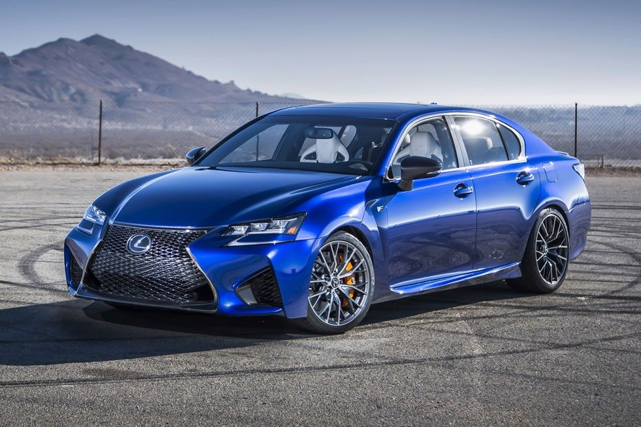 Lexus Officially Unveils 2016 GS F (With images) Sports