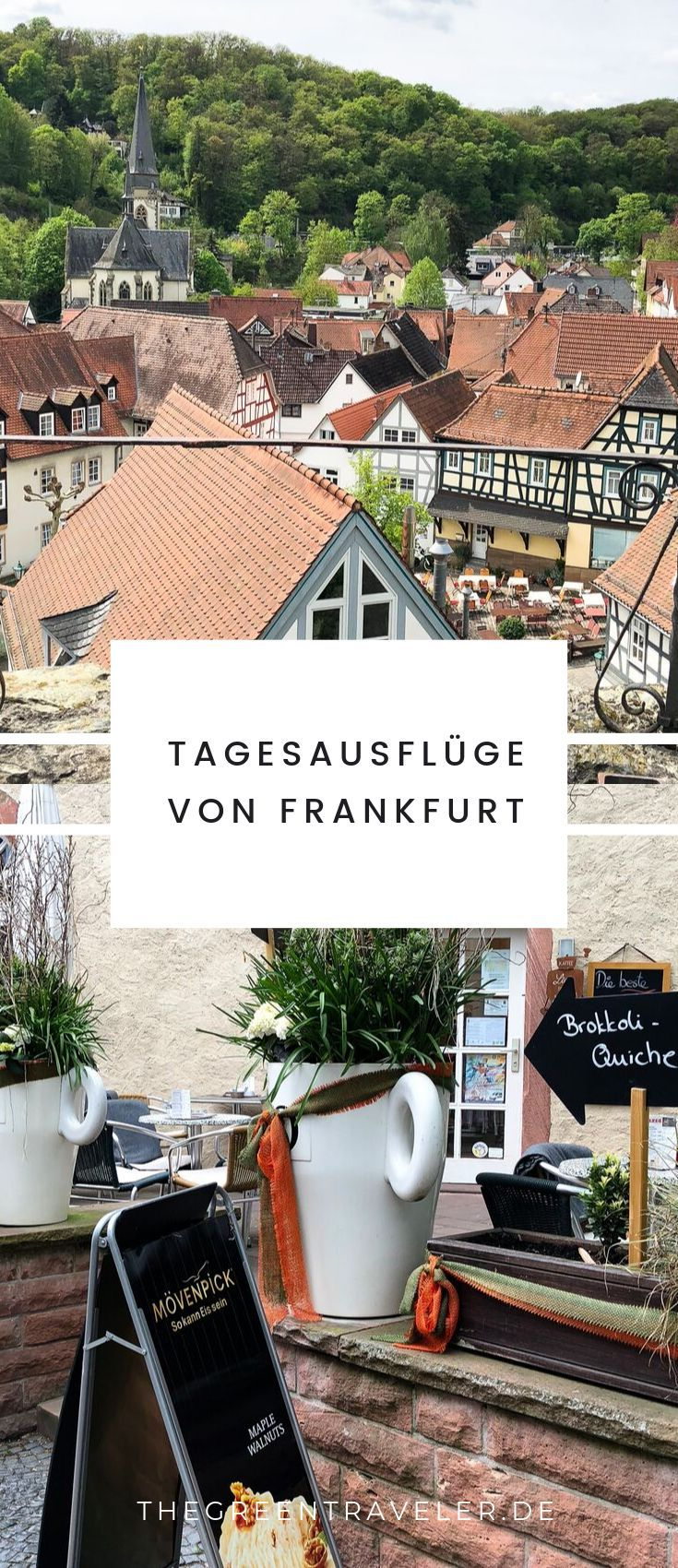 Frankfurt am Main ist bekannt für seine wunderschöne