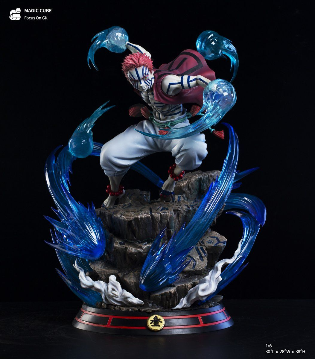 Pin By Gk Figure On Demon Slayer Anime Action Figures Statues In 2021 Anime Figures Anime Figurines Demon