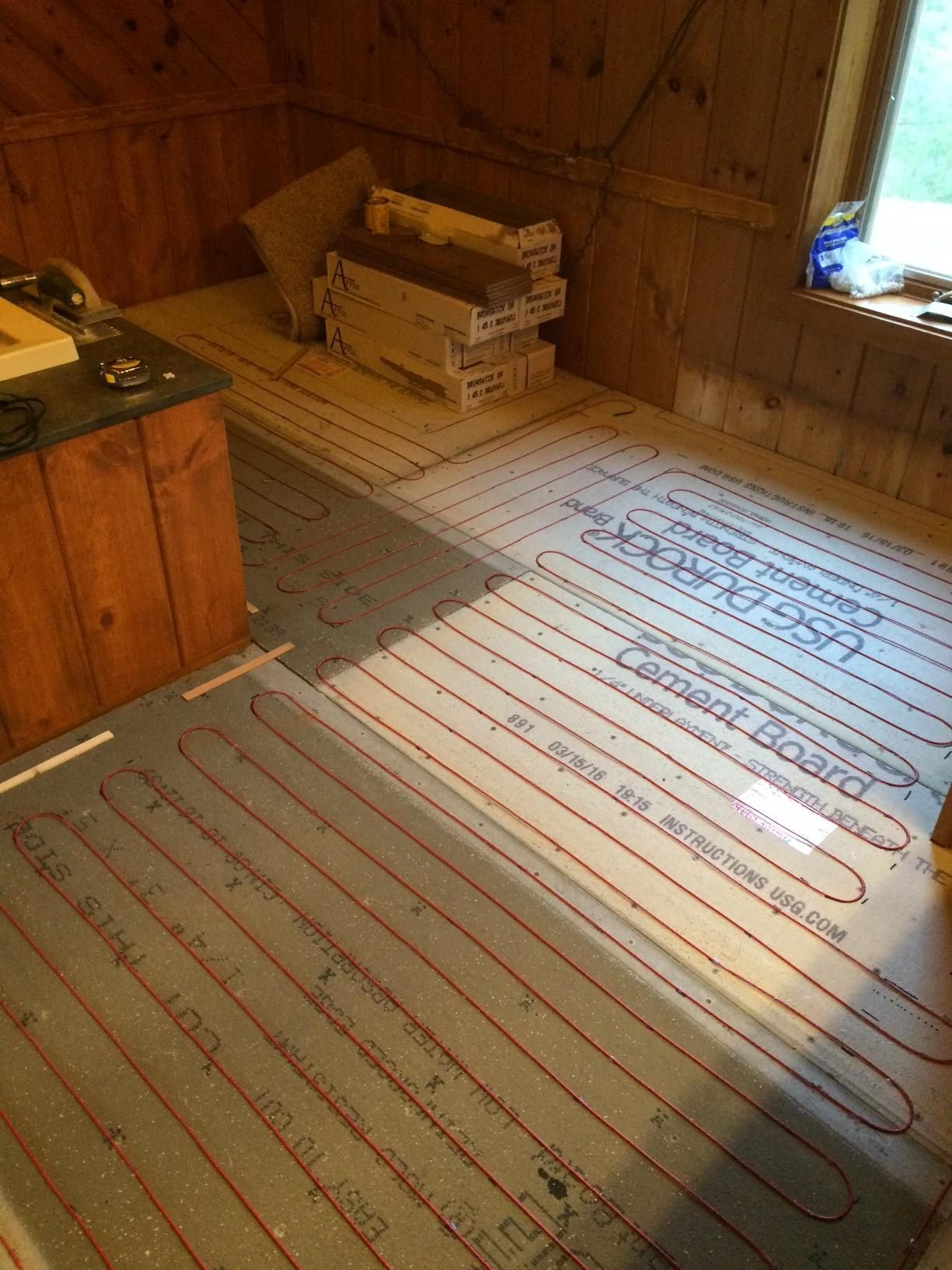 Best Radiant Floor Heating Reviews In 2020 Radiant Floor Floor Heater Flooring