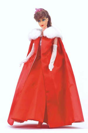 Christie's Barbie Doll Auction: Barbie in Rare Red - Midnight Blue