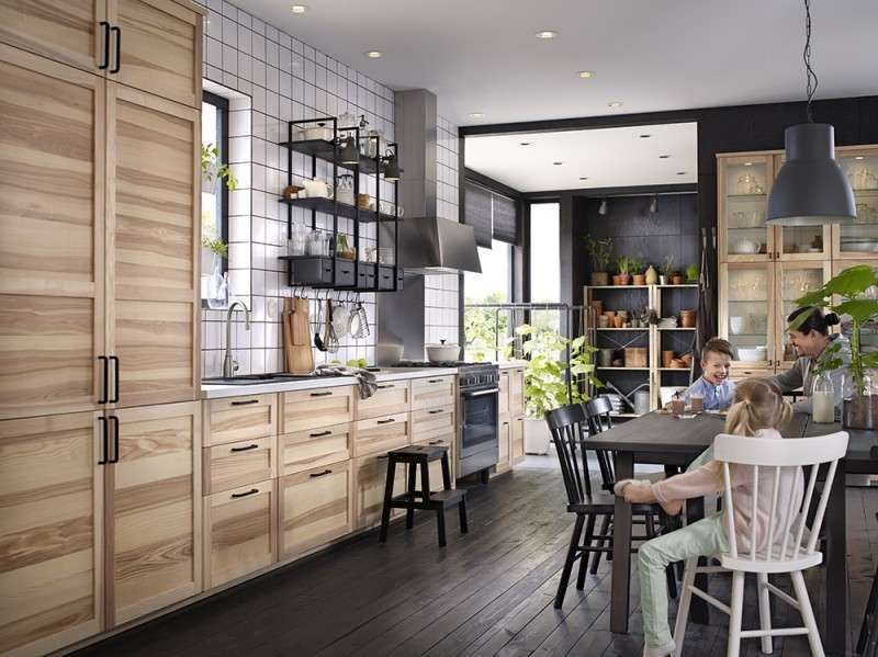 Cucine Ikea 2017 | kitchen | Pinterest | Kitchens, House and Interiors