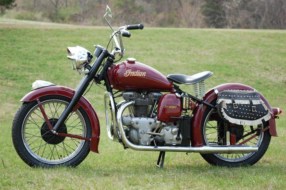 repair old motorcycle