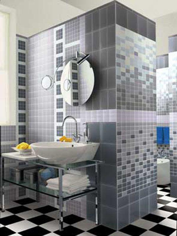 Color de ceramicas para ba os peque imagen jpeg - Combinacion de azulejos ...