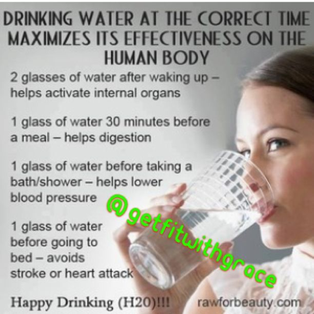 water first thing in the morning diet