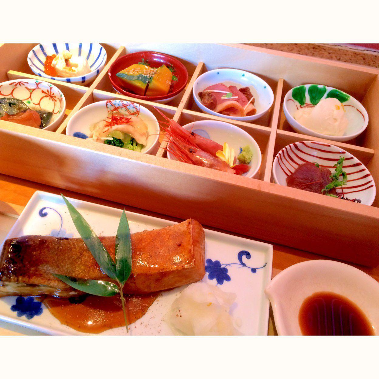 たまにはヘルシーランチしない 東京都内の 和定食 が美味しいお店7