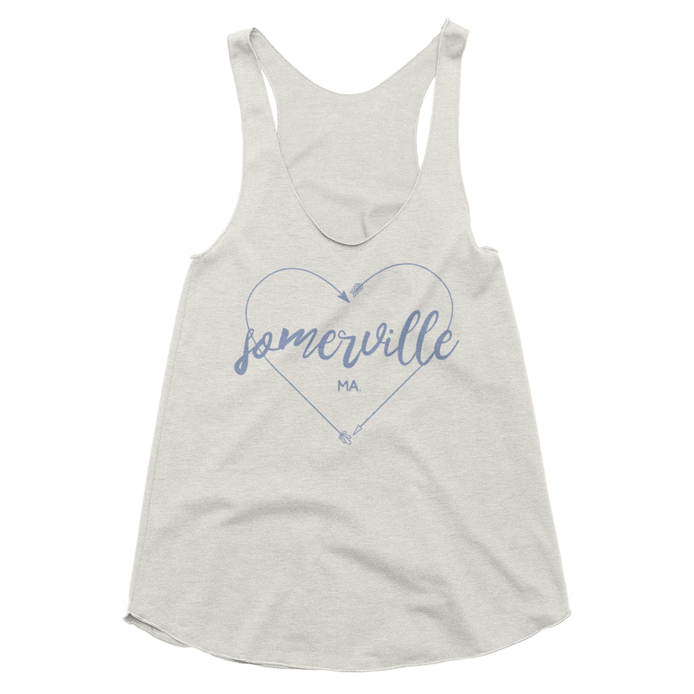 Women's Love Somerville Tank