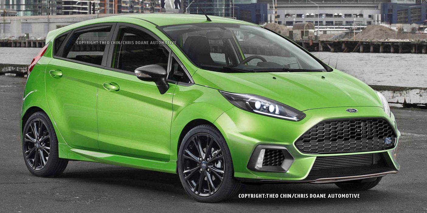 Rumor Ford Might Build A Fiesta Rs With 250 Horsepower Ford