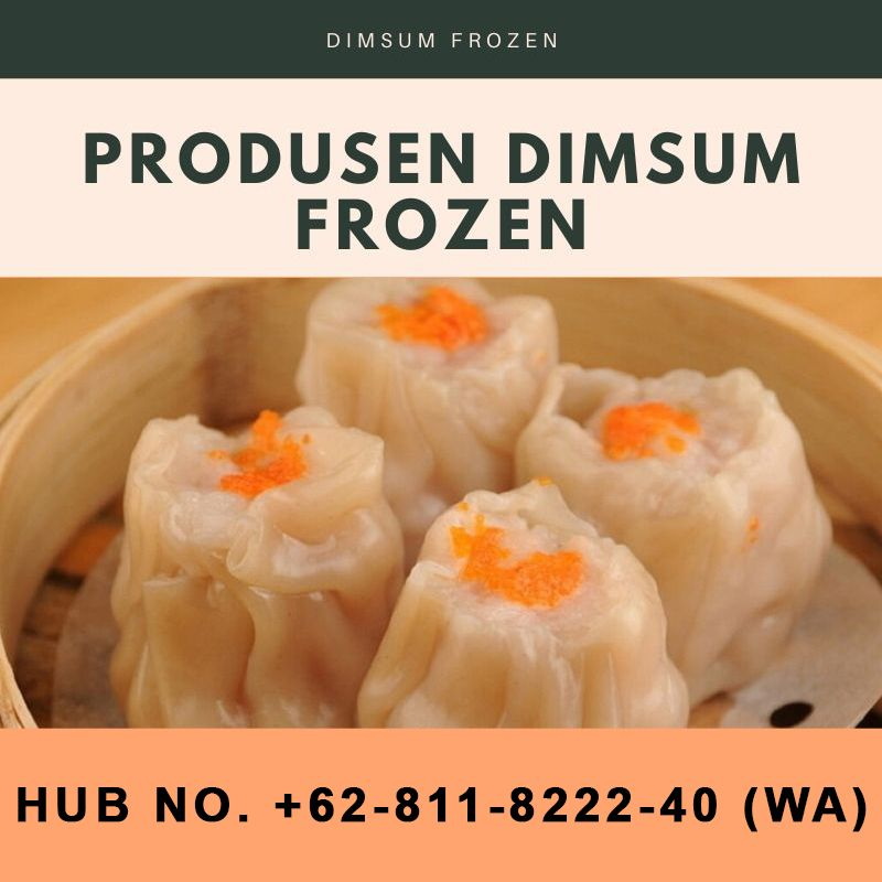 Distributor Dimsum Kulit Tahu Food Frozen Quickly