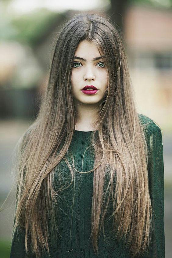 Couleurs de Cheveux tendances 2018 Milanna BDay Shoot in