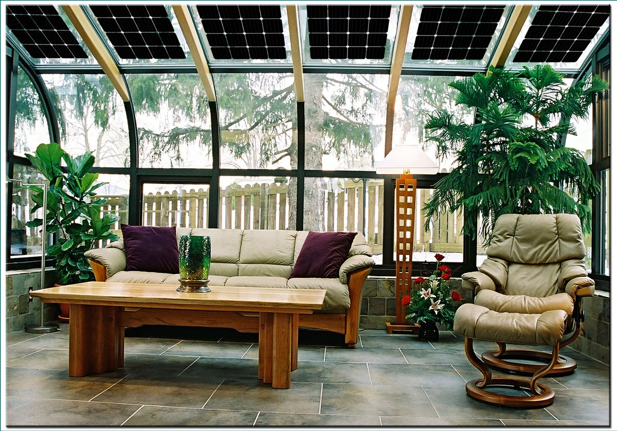 Marvelous Ideas For A Sunroom : Cool Interior Ideas : Awesome Sunroom  Designs Furniture Set And Decor For Interior Sunroom Design With Woode.