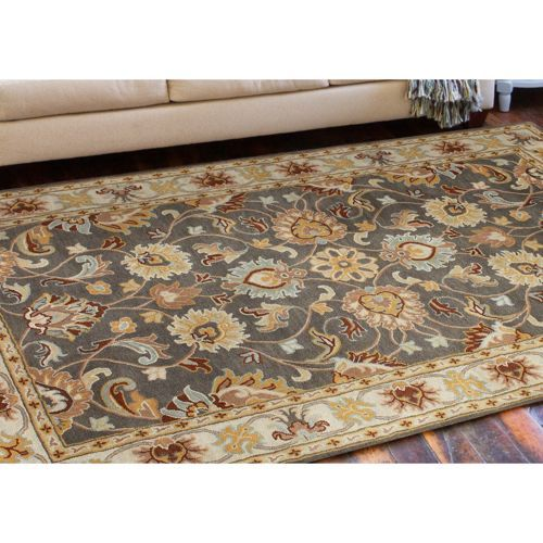 Amelia Hand Tufted 100 Wool Rug Collection Costco
