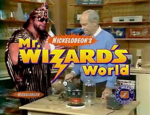 Mr Wizard's World