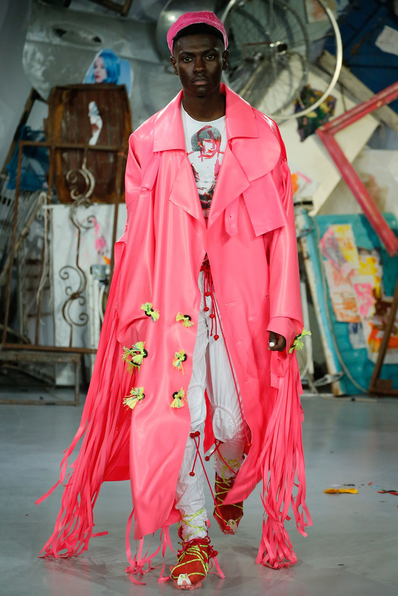 Spring 2015 Ready-to-Wear - Meadham Kirchhoff