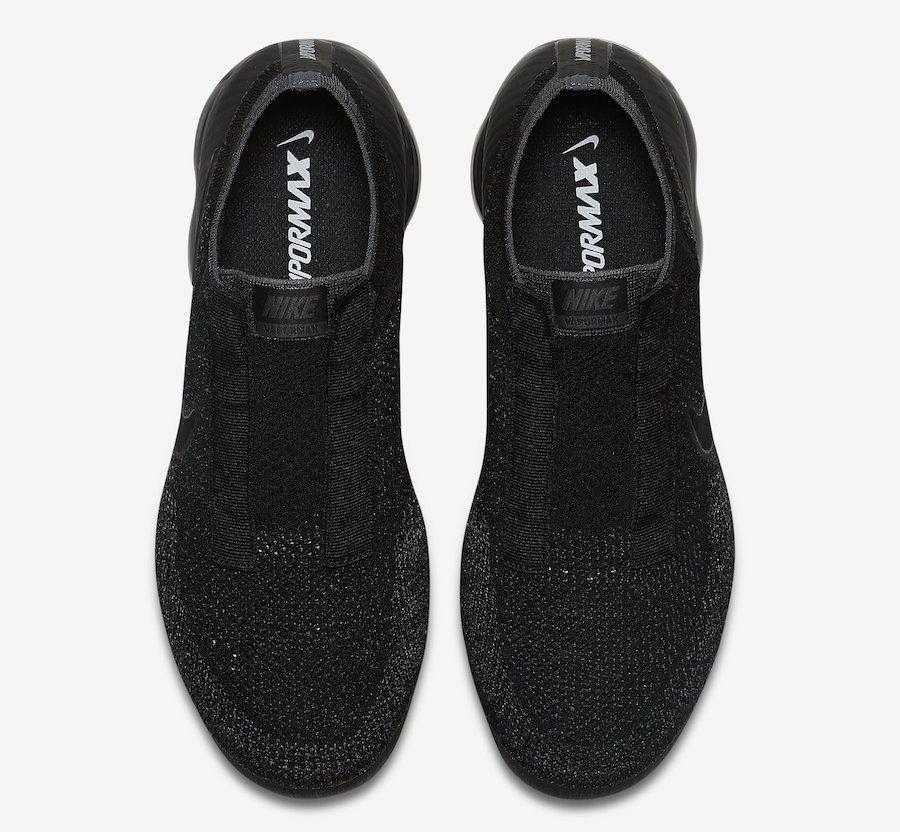 BUY Nike Air VaporMax Laceless Black