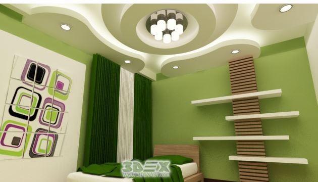 Latest POP design for bedroom new false ceiling designs ...