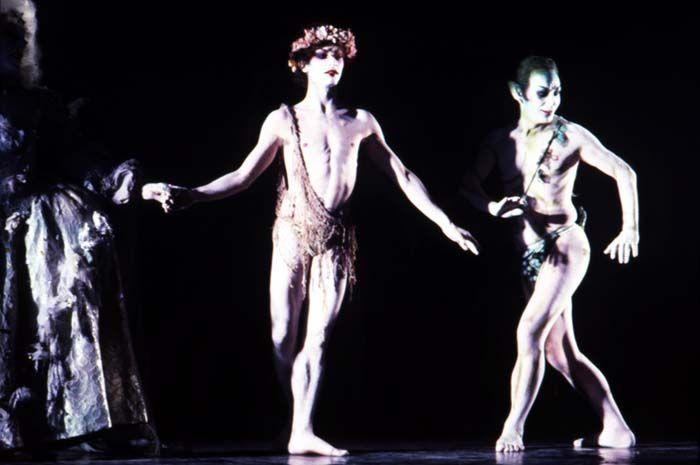 Image from A Midsummer Nights Dream, Kemp/Haughton, Lindsay Kemp Company…