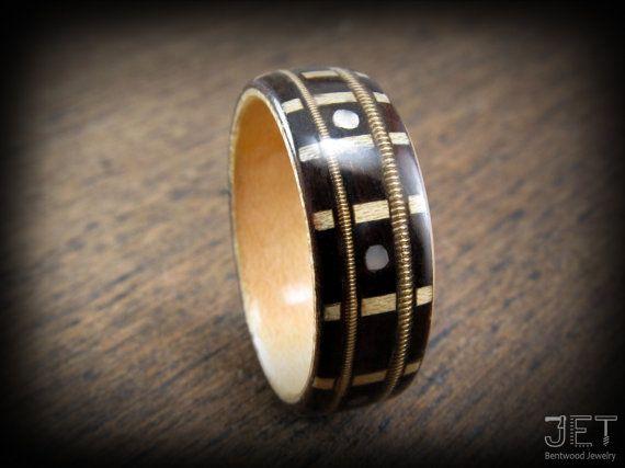 men ring engagement ring eco statement ring wedding ring rustic ring anniversary