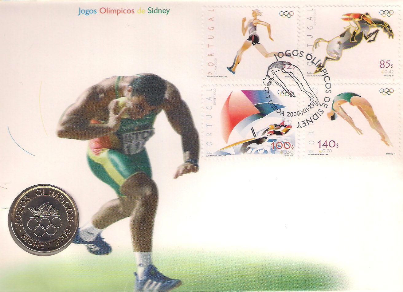 Jogos Olímpicos Sidney - 2000