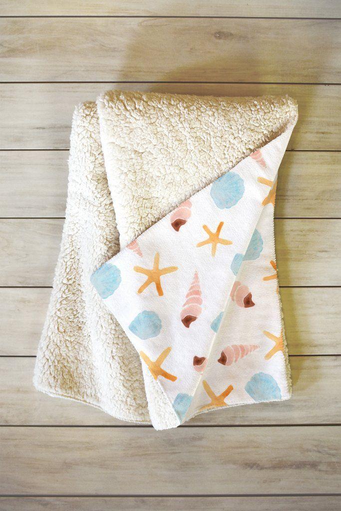 Swept Ashore Fleece Throw Blanket Fleece Throw Blanket And Dorm Interesting Softest Throw Blanket Ever