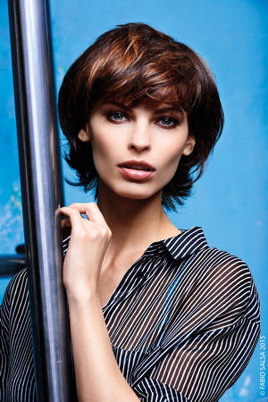 Coupe courte : idées, modèles et conseils d'entretien pour cheveux courts | Haar