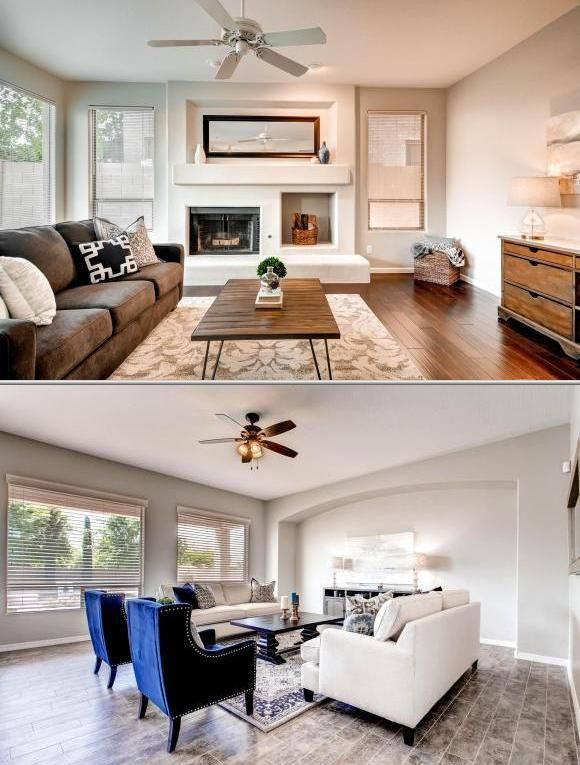 This company offers professional and creative home staging services