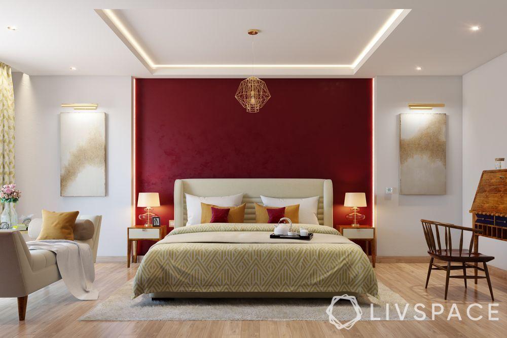 Paint Or Wallpaper Indian Walls Change 1 Trending Decor Wall Texture Design Bedroom Design