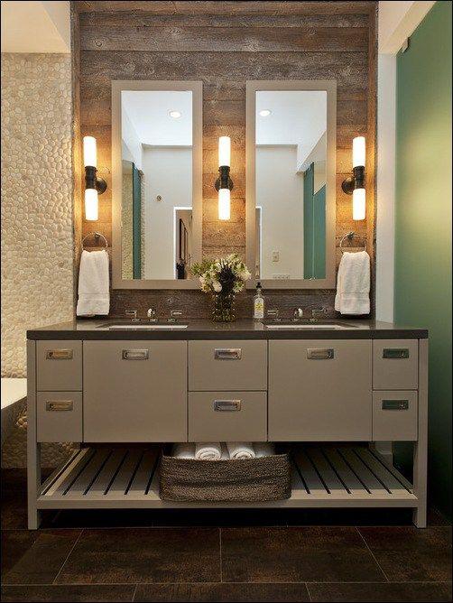 44 Perfect Bathroom Vanity Light Fixtures Ideas | Vanity light ...