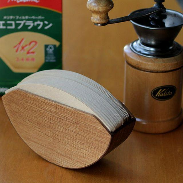 Photo of コーヒーフィルターホルダー丸S(2-4杯用)
