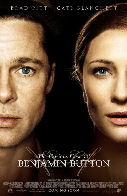 The Curious Case Of Benjamin Button The Curious Case Of Benjamin Button Curious Case Of Benjamin Button Good Movies To Watch