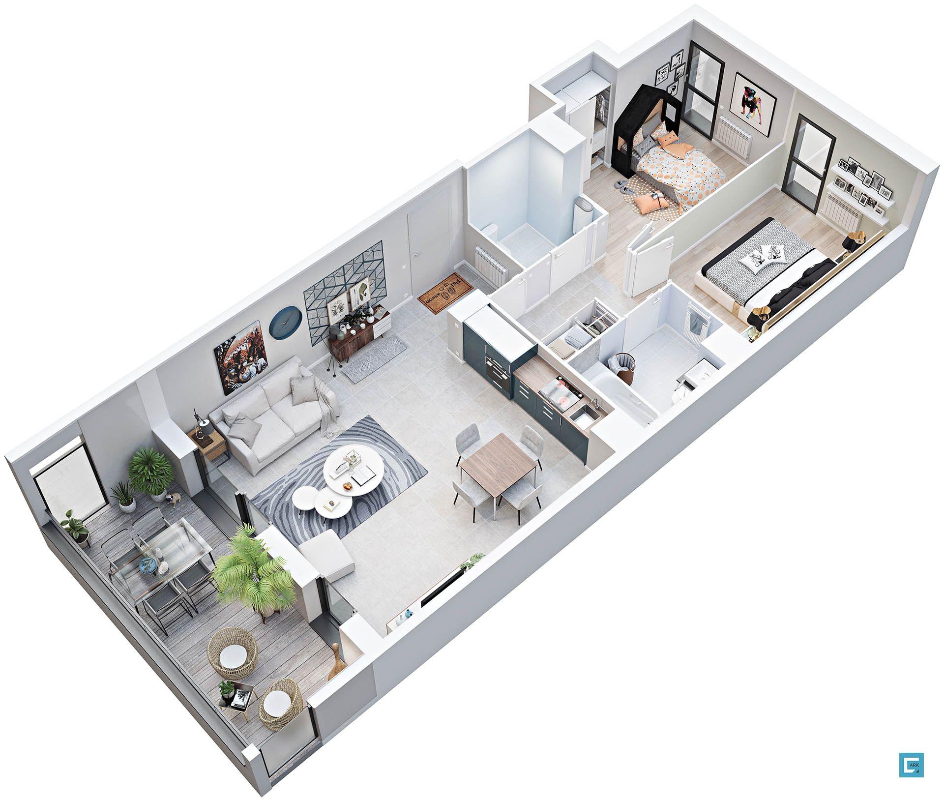 Logiciel Decoration Interieur Plan Et Simulation 4